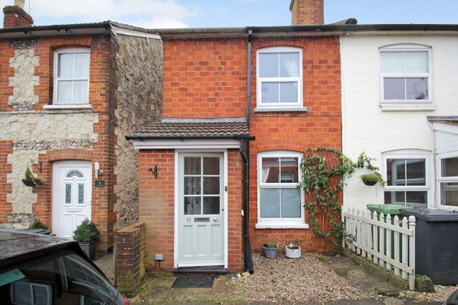 Thumbnail End terrace house to rent in Grove Road, Alton