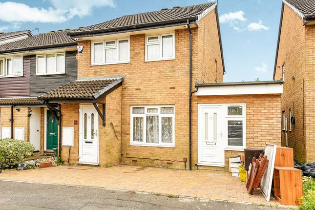 Thumbnail Semi-detached house for sale in Stipularis Drive, Yeading, Hayes