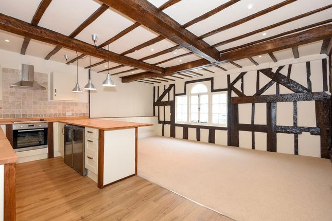 Thumbnail Flat for sale in Kington, Herefordshire