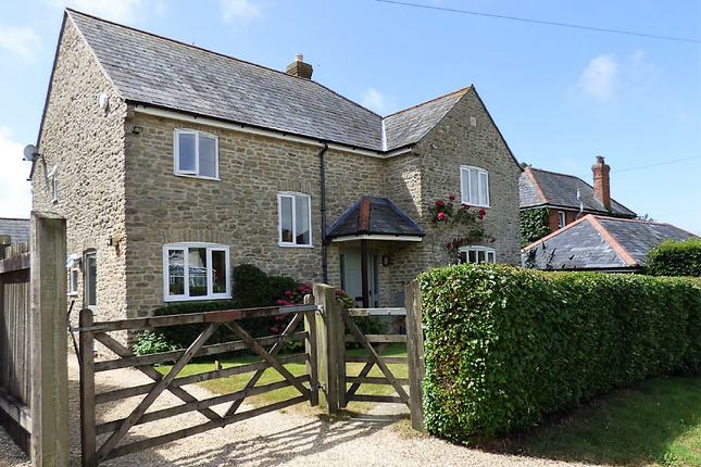 Thumbnail Detached house to rent in Long Bredy, Dorchester