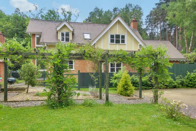 Thumbnail Detached house for sale in Pirbright Road, Normandy