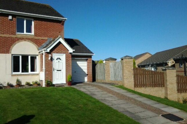 Thumbnail Semi-detached house to rent in Spetchells, Prudhoe