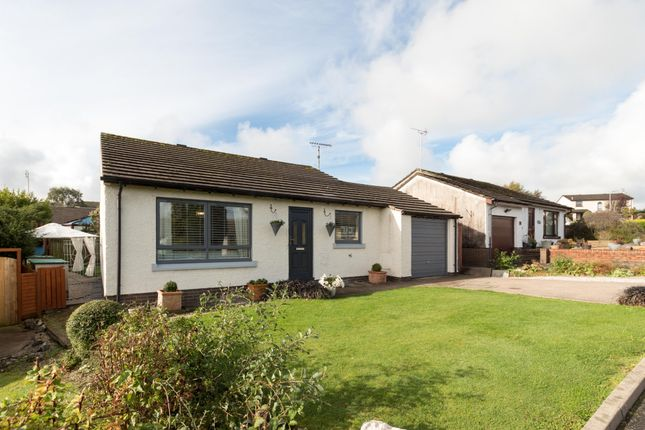 Thumbnail Detached bungalow for sale in Heather Bank, Swarthmoor, Ulverston