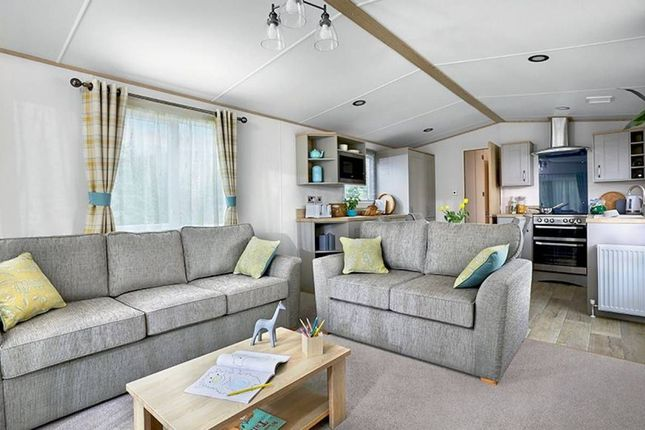 Thumbnail Lodge for sale in Main Road, Ovingham, Prudhoe