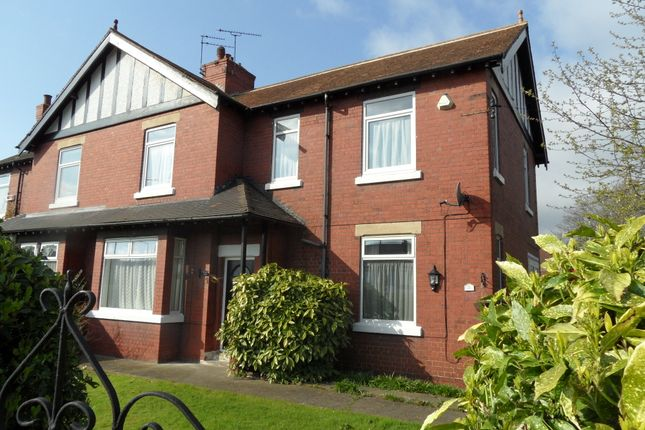 Thumbnail Semi-detached house for sale in Great North Road, Woodlands Doncaster