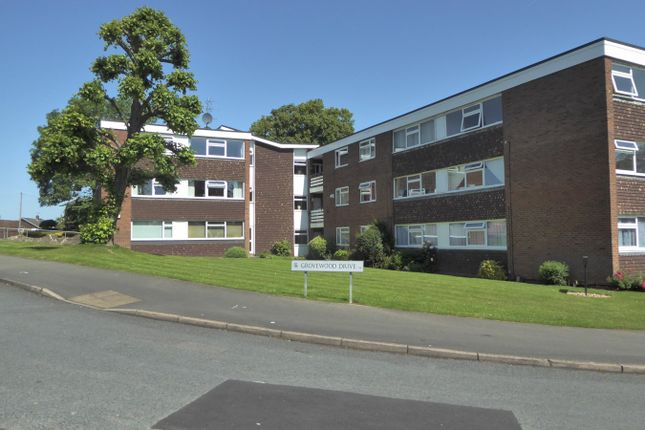 Thumbnail Flat for sale in Grovewood Drive, Birmingham