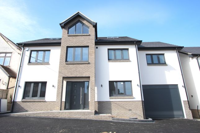 Thumbnail Detached house for sale in Stock Road, Billericay, Essex