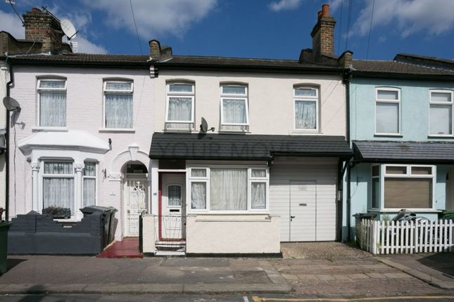 Thumbnail Terraced house for sale in Myrtle Road, Walthamstow, London