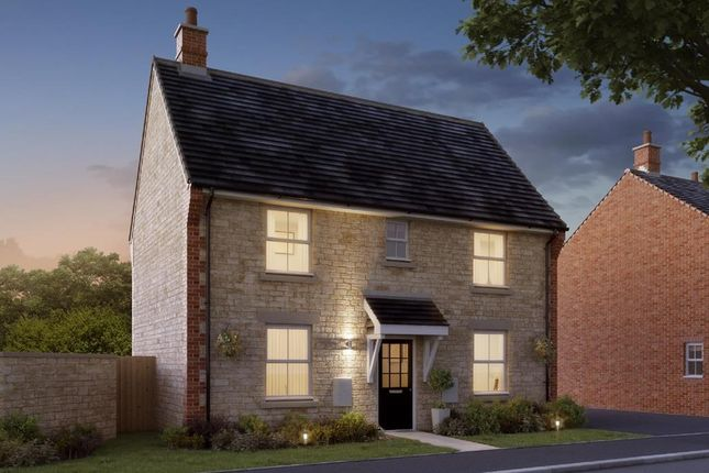 """Thumbnail Detached house for sale in """"Hadley"""" at Knolles Drive, Stanford In The Vale, Faringdon"""