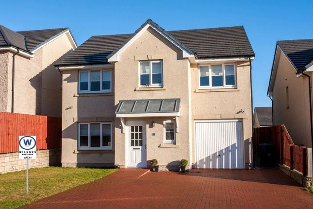 Thumbnail Detached house for sale in Balquharn Drive, Portlethen