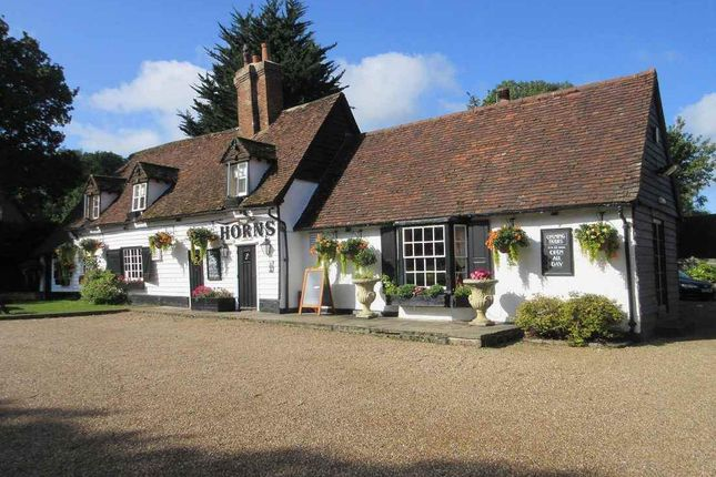 Thumbnail Restaurant/cafe to let in Bramfield Road, Datchworth, Knebworth