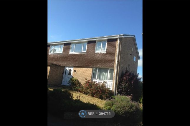 Thumbnail Semi-detached house to rent in Trevillis Park, Liskeard