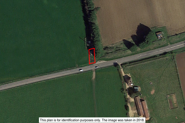 170 Aerial.Png of Marshfield Trs, Briston-Marshfield Road, Marshfield, Chippenham, Wiltshire SN14