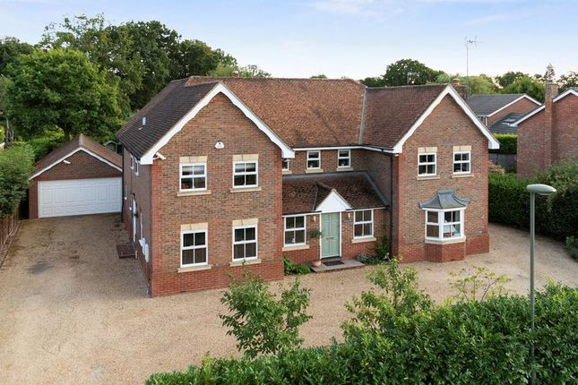 Thumbnail Detached house for sale in Avenue Road, Cranleigh