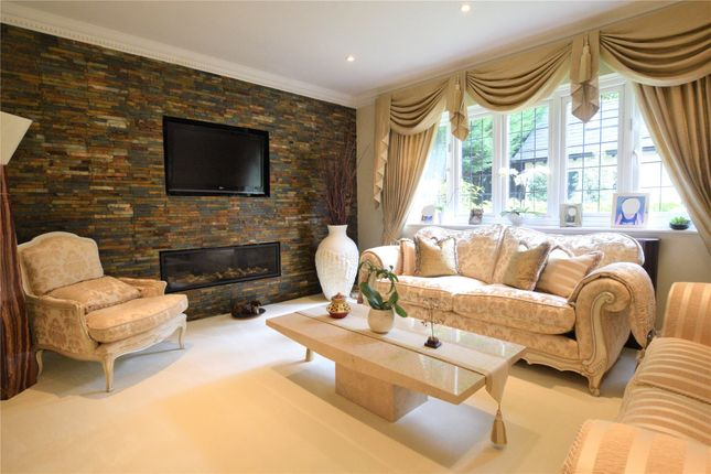 Thumbnail Detached house to rent in Portsmouth Road, Camberley, Surrey
