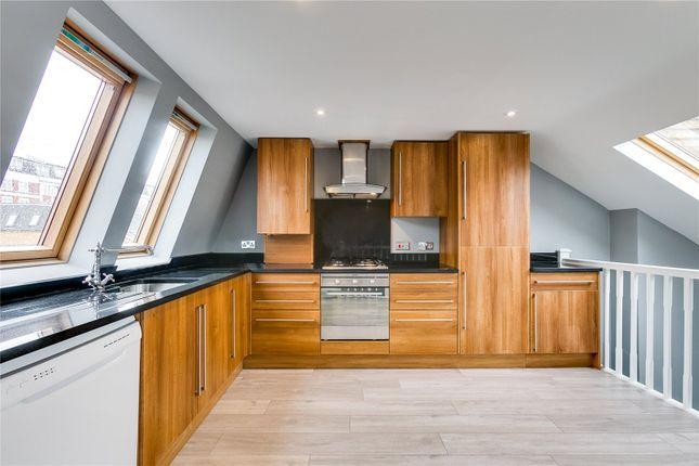 Kitchen of Jubilee Terrace, Burlington Road, London SW6