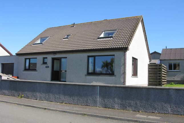 Thumbnail Detached house for sale in Rope Walk, St. Ola, Kirkwall