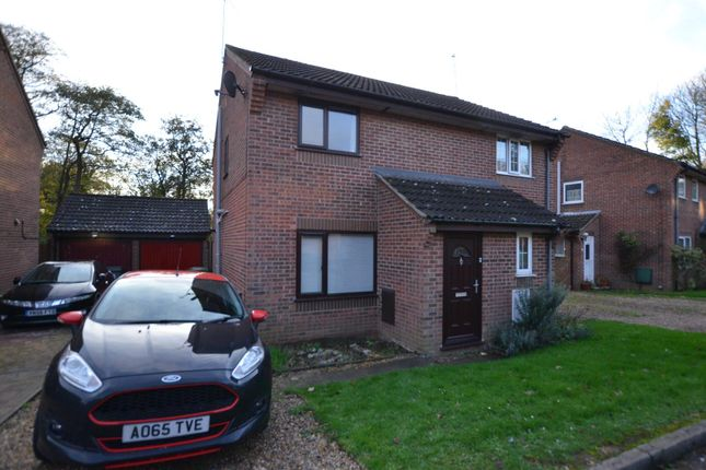 Thumbnail Semi-detached house for sale in Oakdale Road, Brundall, Norwich