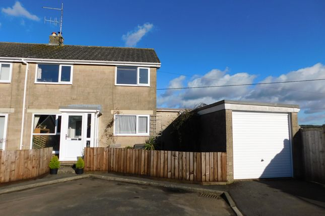 4 bed semi-detached house for sale in Brue Close, Bruton
