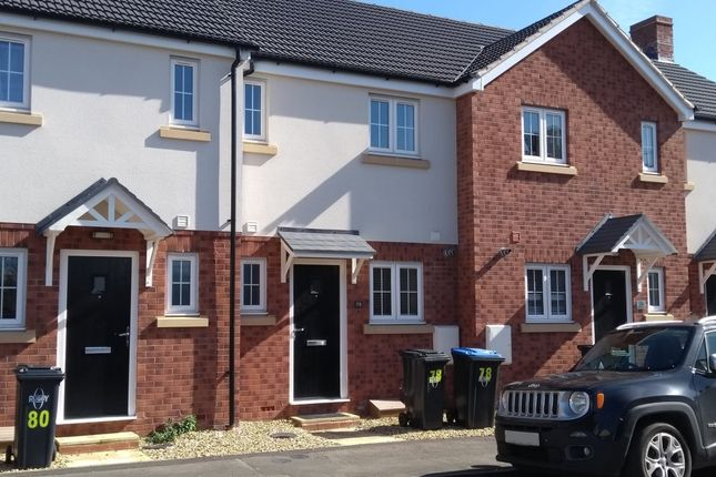 Thumbnail Terraced house to rent in Pinfold Street, Rugby