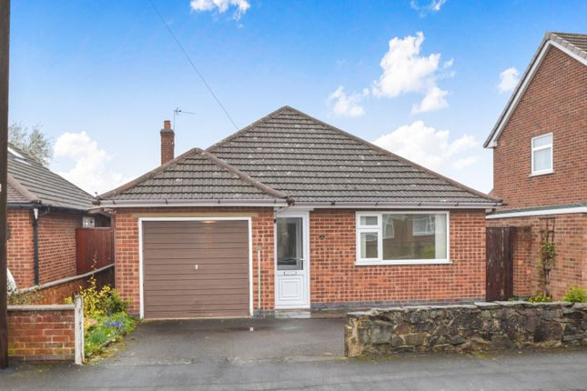 Thumbnail Bungalow to rent in Ringwood Road, Shepshed, Loughborough