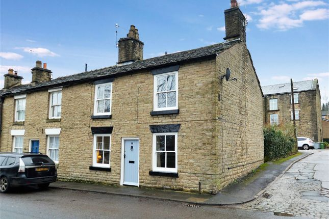 Thumbnail Semi-detached house for sale in Church Street, Bollington, Cheshire