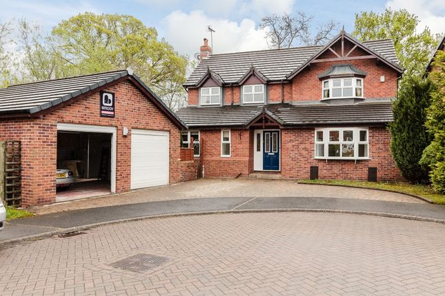 Thumbnail Detached house for sale in Brindle Fold, Preston