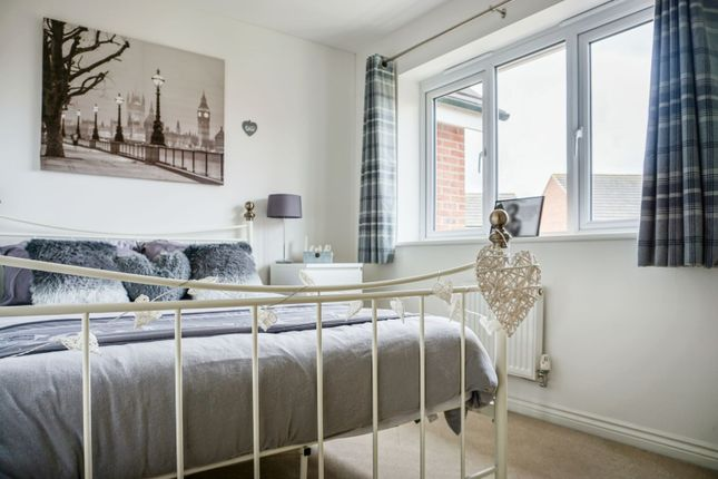 Bedroom Four of Bosworth Way, Leicester Forest East LE3