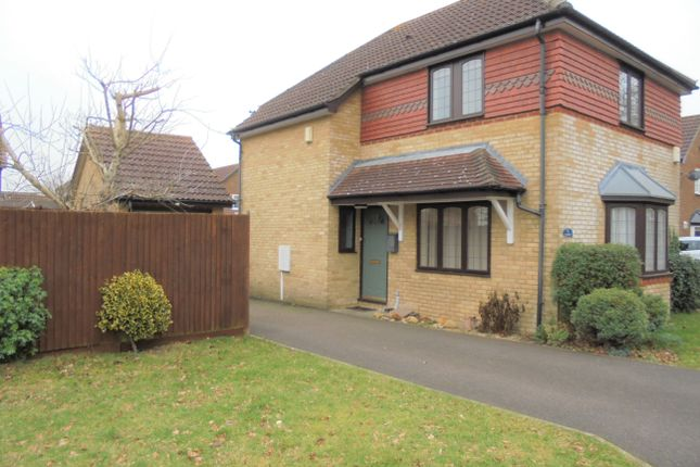 Detached house to rent in Shipley Mill Close, Ashford, Kent