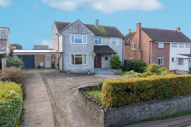 Thumbnail Detached house for sale in Combe Street Lane, Yeovil