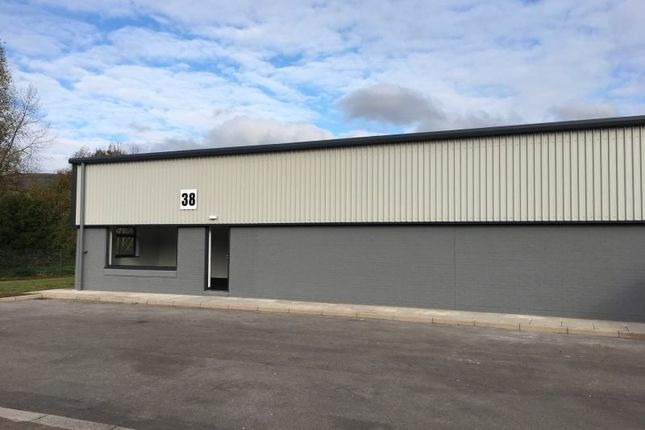 Thumbnail Industrial to let in Unit 38 Albion Industrial Estate, Cilfynydd, Pontypridd