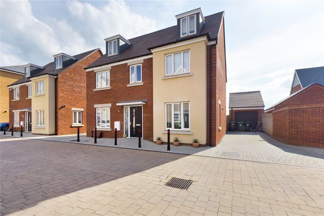 Thumbnail Detached house for sale in Compton Mead, Biggleswade