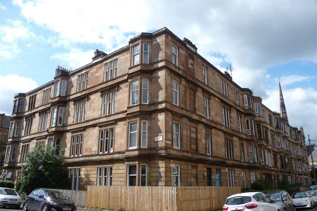 Thumbnail Flat for sale in Albert Avenue, Glasgow