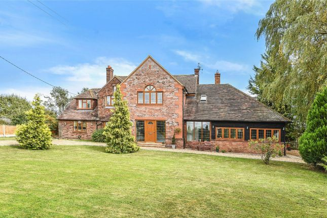 Thumbnail Detached house for sale in Chequers Hill, Wilden, Bedford