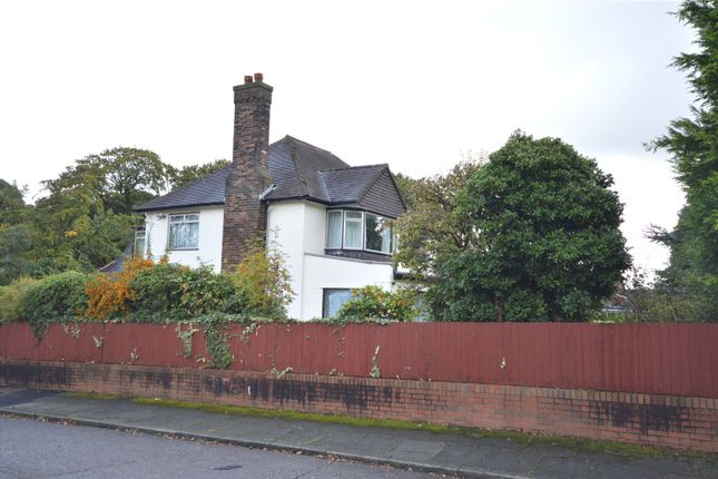 Thumbnail Detached house for sale in Greendale Road, Woolton, Liverpool