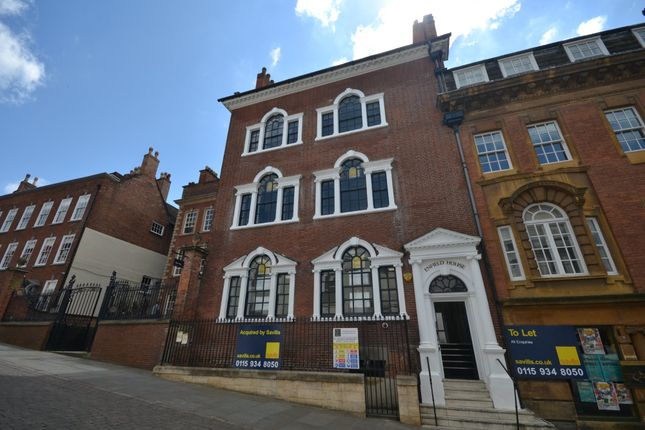 Thumbnail Flat to rent in Low Pavement, Nottingham