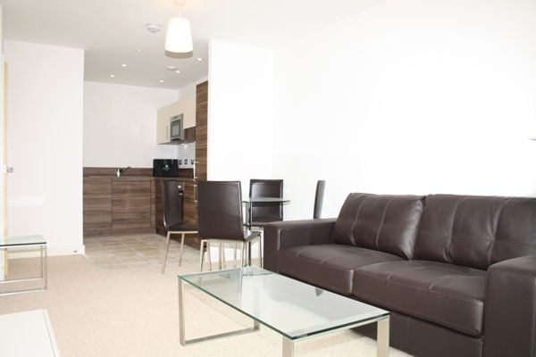 Thumbnail Flat to rent in Waterside Park, Connaught Heights, Royal Docks
