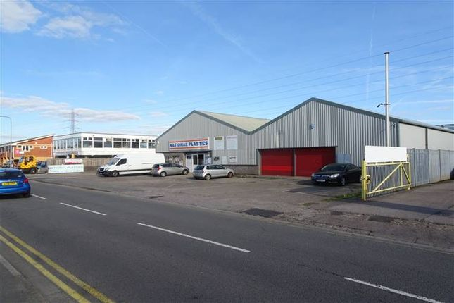 Thumbnail Commercial property for sale in Ipswich Road, Cardiff
