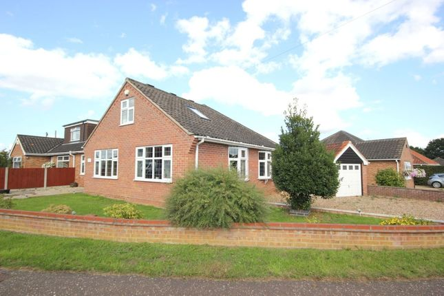 Thumbnail Bungalow for sale in Aerodrome Crescent, Norwich