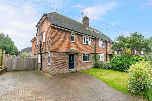 Thumbnail Semi-detached house for sale in Oaklands, Ardingly, Haywards Heath, West Sussex