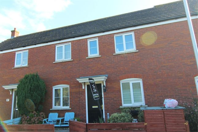 Thumbnail Terraced house for sale in 29 The Badgers, North Somerset, Weston-Super-Mare