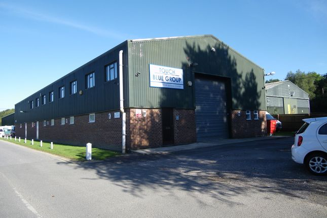 Thumbnail Office to let in Red Shute Hill Industrial Estate, Hermitage