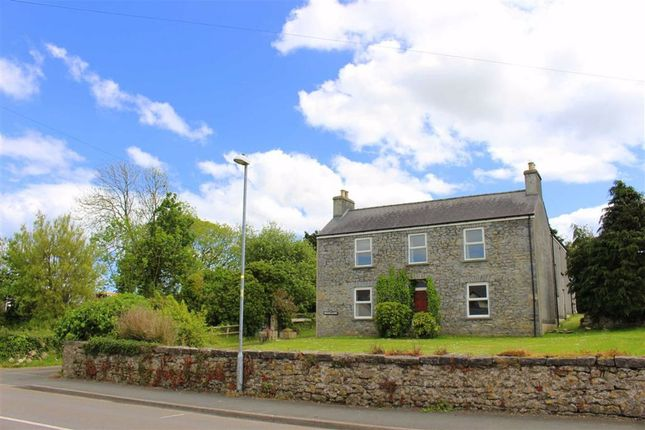 Thumbnail Detached house for sale in Sageston, Tenby