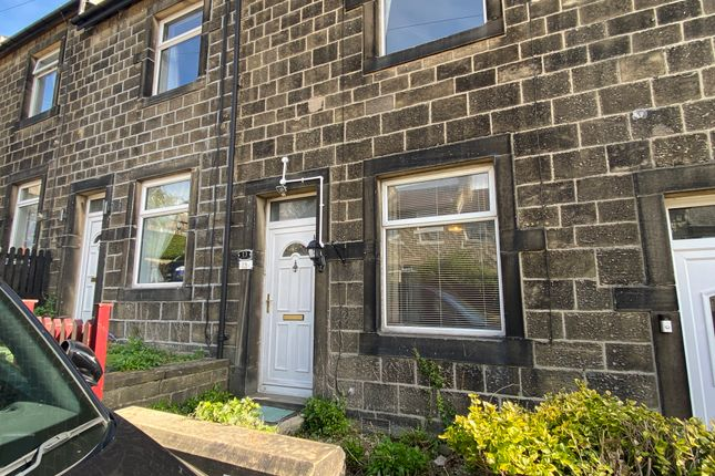 Thumbnail Terraced house to rent in Higher Hartley Street, Glusburn, Keighley