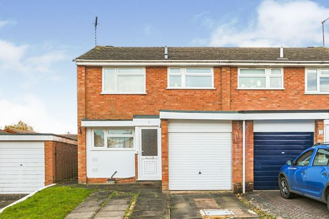3 bed semi-detached house for sale in Kirton Close, Whitnash, Leamington Spa CV31