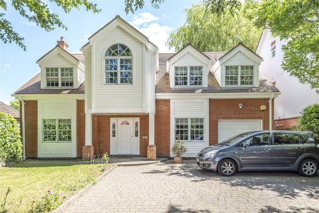 Thumbnail Detached house for sale in Paines Lane, Pinner, Middlesex