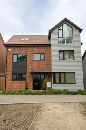 Thumbnail Detached house for sale in Bluegown Avenue, Leybourne, West Malling