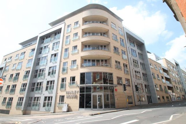 3 bed flat to rent in Hanley Street, Nottingham NG1