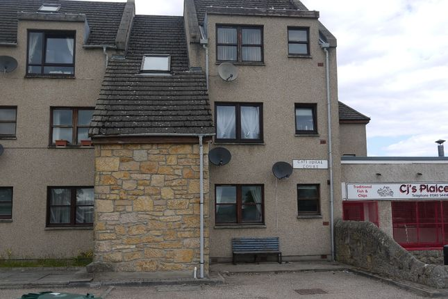 1 bed flat to rent in Cathedral Court, Elgin, Moray IV30