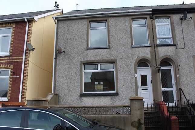 Thumbnail End terrace house for sale in Gladstone Terrace, Blaenavon, Pontypool